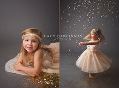 Lacy Tomlinson Photography Glitter Session