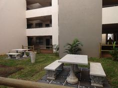 FURNISHED UPMARKET APARTMENT - UNDER NEW MANAGEMENT - live-in building manager now ensures the smooth running of this upmarket complex, with communal Pool and entertainment / Braai area.  Excellent 24 hour security and ample parking space. Parking Space, Flat Rent, Management, Smooth, The Unit, Entertainment, Patio, Running, Live