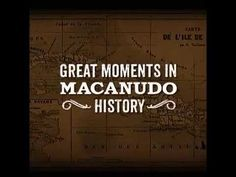 Some of our cool work on Macanudo!