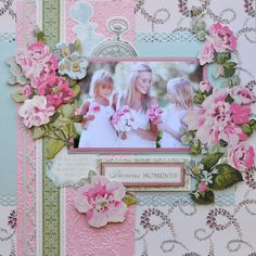 Need DIY ideas for scrapbooking, cardmaking, or paper crafts? Find tutorials & project inspiration to help you celebrate and document your life! Scrapbook Cover, Vintage Scrapbook, Wedding Scrapbook, Disney Scrapbook, Scrapbook Cards, Scrapbook Albums, Anna Griffin Inc, Anna Griffin Cards, Scrapbook Designs