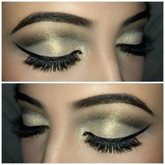 gorgeous cut crease for Friday shades_of_beauty_