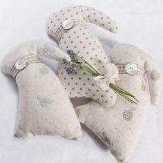 Lavender Bunny Sachets