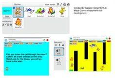 Scratch Maze Game C2C Digital Technologies  Year 5 -6 Unit 1