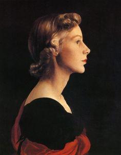 Impressioni Artistiche : ~ Pietro Annigoni ~ Italian artist, 1910-1988