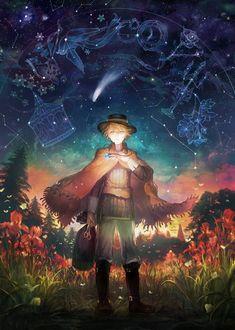 The Art Of Animation, chibi. He reminds me of Mikuni from Servamp, or maybe even England from Hetalia. Image Manga, Anime Artwork, Fantasy Artwork, Anime Scenery, Fantasy World, Manga Art, Amazing Art, Character Art, Fan Art