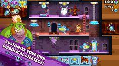 Castle Doombad, un Tower-Defense diferente para iPhone y iPad