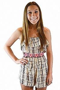 Shop printed rompers at http://yipsy.net/all-products?cat=rompers