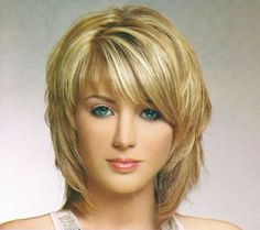 ... Medium Length Hair With Layers Medium Length Hairstyles For Women ...