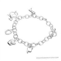 Tiffany horseshoe bracelets
