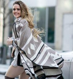 Street styles : les plus beaux looks de la Fashion Week automne-hiver 2015-2016 - Cosmopolitan.fr