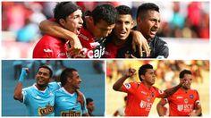 Perú ya conoce a sus tres representantes para la Copa Libertadores 2016. Melgar, Sporting Cristal y la Universidad César Vallejo son los equipos naciones que competirán en el torneo continental. Diciembre 17, 2015.