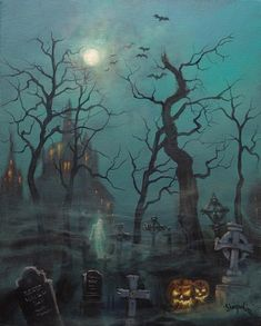 Purchase a print of Halloween Ghost by Tom Shropshire. Description from pinterest.com. I searched for this on bing.com/images