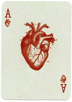 I've always been a fan of minimalism and realism (and several other ism's not noted here.) I would love to own a set of cards made like this.