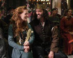 King Richard and Roberta