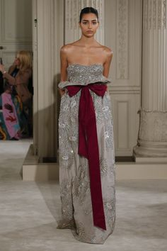 Runway Report: Valentino SS18 Couture | Olivia Palermo