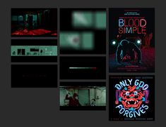 I didn't know PureRef. Blood Simple, Wordpress Theme, Darth Vader, Movie Posters, Fictional Characters, Inspiration, Biblical Inspiration, Film Poster, Fantasy Characters