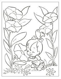 Flintstones Coloring Page