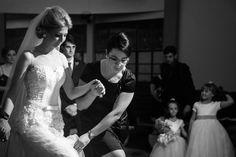 Com a noiva May em Concórdia - SC  Fotografia Luan Rambo