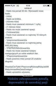 No tu strzępić ryja? Funny Sms, Funny Relatable Memes, Wtf Funny, Life Humor, Man Humor, Movie Quotes, Life Quotes, Polish Memes, Funny Movies
