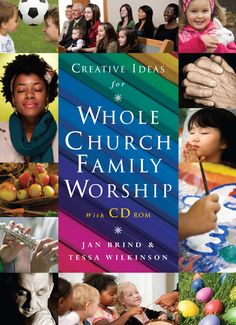 Creative Ideas for Whole Church Family Worship by Jan Brind - Mixed media product