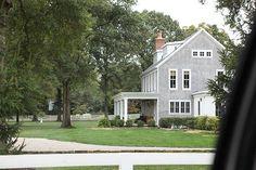 oh how i love thee, beautiful gray farmhouse