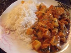 Thail�ndisches Massaman-Curry