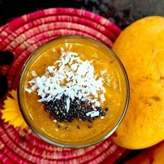 A refreshing blend of papaya, fresh coconut and coconut water with Aketta flour for extra protein. Protein Recipes, Protein Foods, Smoothie Bowl, Smoothies, High Protein Drinks, Cricket Flour, Coconut Water, Bugs, Insects