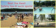 Beat the Heat!   Swim in Saratoga   Pools, Beach, Sprinkler Parks