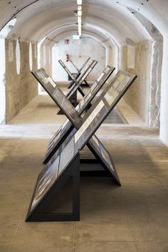 Batteria Pisani Museum | Cavallino-Treporti | Venice | Italy Drafting Desk, Museum, Architecture, Home Decor, Arquitetura, Decoration Home, Room Decor, Architecture Design, Home Interior Design