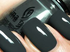 Concrete Catwalk / China Glaze Metro Collection for Fall 2011
