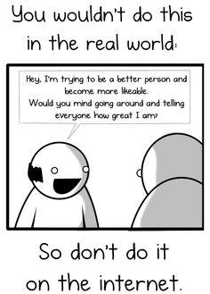 So true...  [Quelle: The Oatmeal via Futurbiz]