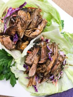 Keto recipes This delicious low-carb pulled pork recipe takes only 10 minutes to put together. After that, you're free to do something else while your slow cooker transforms it into a nearly effortless melt-in-your-mouth dish your family will love. For even tastier results, allow pork to sit in... #ketorecipes