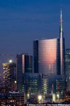 La nuova Milano
