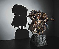 Sobras - Esculturas de lixo