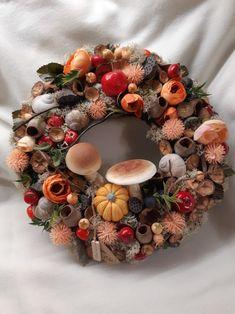Handmade Products, Christmas Wreaths, Holiday Decor, Fall, Home Decor, Autumn, Decoration Home, Fall Season, Room Decor