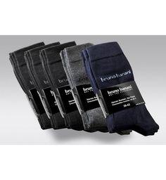 DeinDeal - 15er-Set Socken «Uni» farbig 39-42