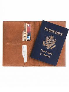 Eyerusalem Passport Wallet $35