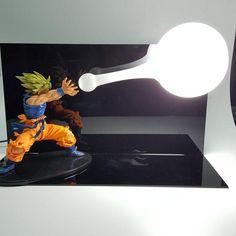 Superior Son Goku Kamehameha New Lamp