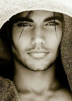 hello you, with that sexy eyes. Beautiful Eyes, Gorgeous Men, Beautiful People, Amazing Eyes, Hot Guys, Look Girl, Hommes Sexy, Raining Men, Male Face