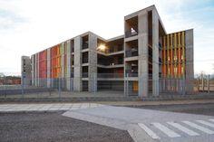 Galería de Colegio San Andres 2 / Gubbins Arquitectos - 1
