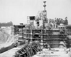 Building the Dream: The Making of Disneyland Park - Sleeping Beauty Castle - Part One   Disney Parks Blog