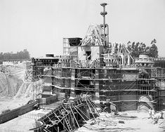 Building the Dream: The Making of Disneyland Park – Sleeping Beauty Castle – Part One