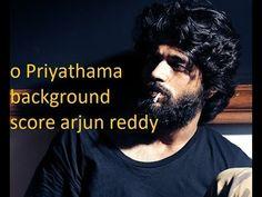 arjun reddy O priyathama background score - YouTube
