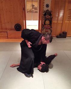 Training in Senso-Ryu