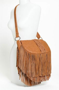 such a cute crossbody fringe bag and only $29!!