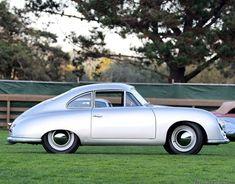 Porsche 356/2-057 SL Gmund Coupe 1949