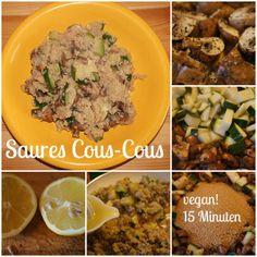 Saures Couscous vegan by AURELIA