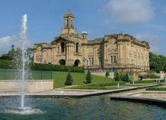 Cartwright Hall Art Gallery, Lister Park, Bradford, West Yorkshire