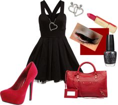 """Untitled #85"" by keranique on Polyvore"