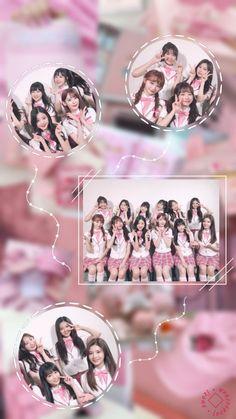 Lock Screen Wallpaper, Iphone Wallpaper, Yuri, Place Card Holders, Wallpapers, Anime Cosplay, Kpop Girls, Locks, Squad